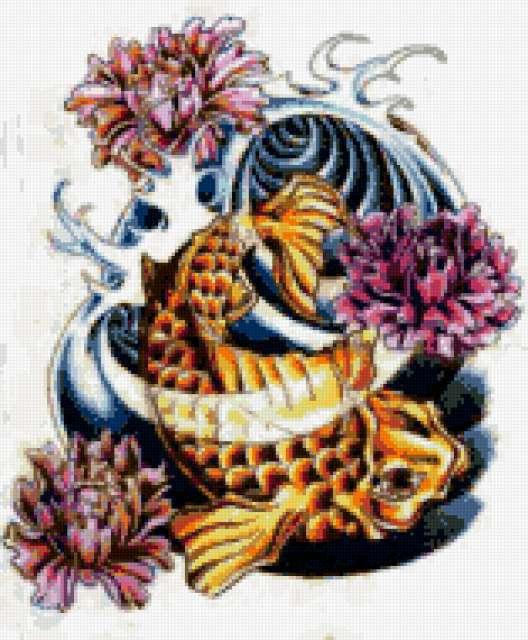 Рыба - символ богатства