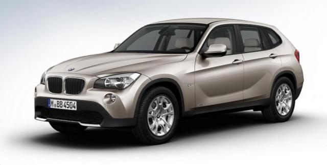 BMW X1, оригинал