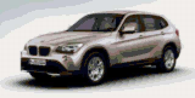 BMW X1, предпросмотр