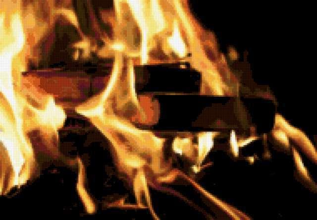 Книги в огне, предпросмотр