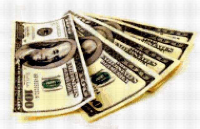 Доллары, предпросмотр