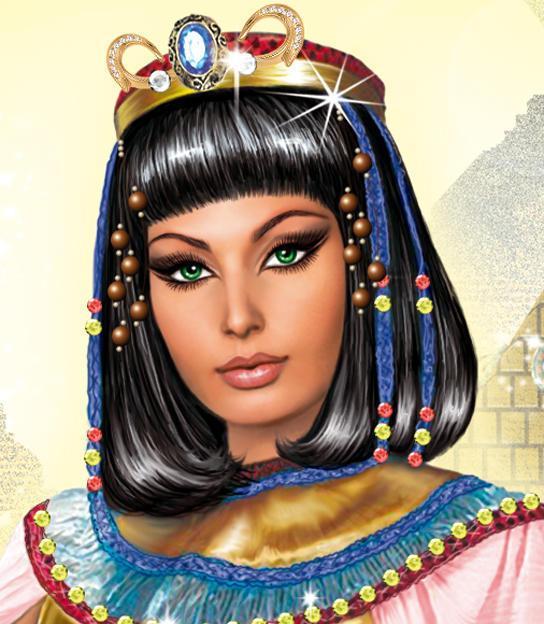 Принцесса Египта, девушка