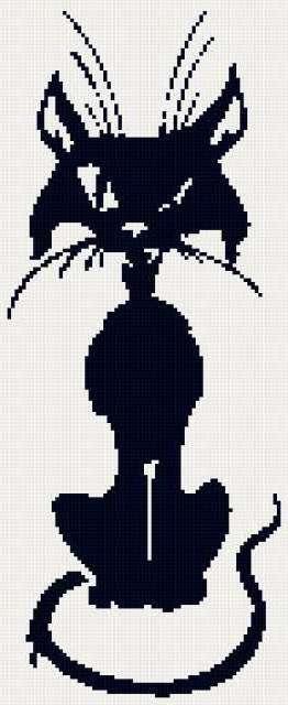 Черная кошка-1, предпросмотр