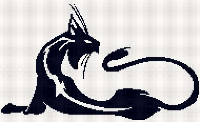 Черная кошка-2, предпросмотр