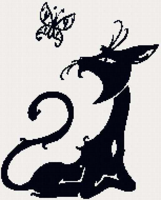 Черная кошка-4, предпросмотр