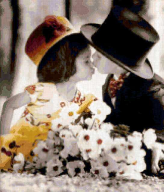 Первый поцелуй, предпросмотр