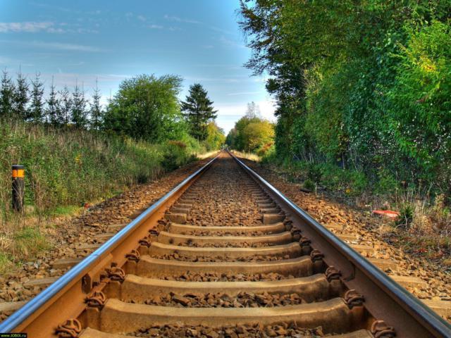 Железная дорога, оригинал