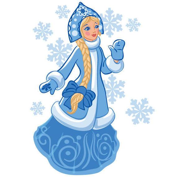 Снегурочка, оригинал