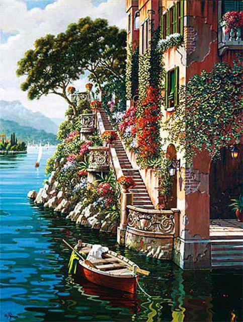 Солнечная Италия, оригинал