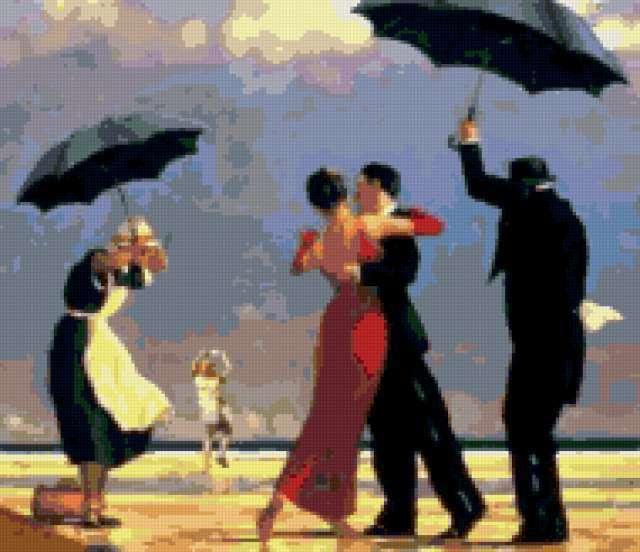 музыка, дождь, ветер