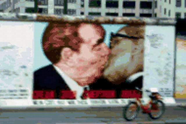 Берлинская стена, предпросмотр