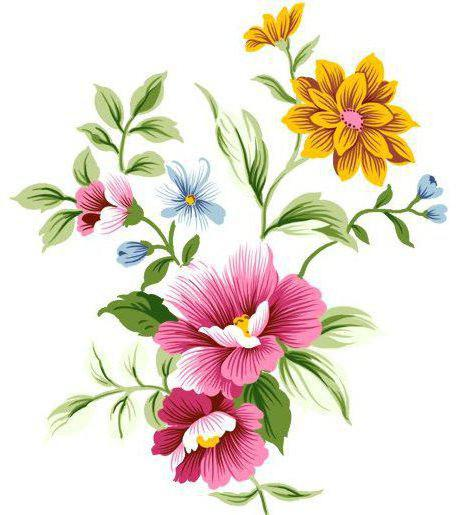 Простые цветы, оригинал