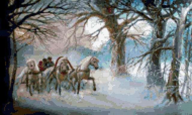 Зимняя тройка, предпросмотр