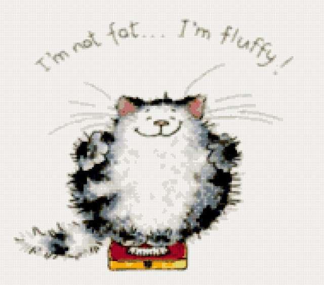 "Подушка ""толстый кот"", подушки"