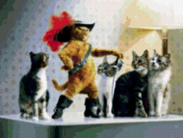 Кот в сапогах..., предпросмотр