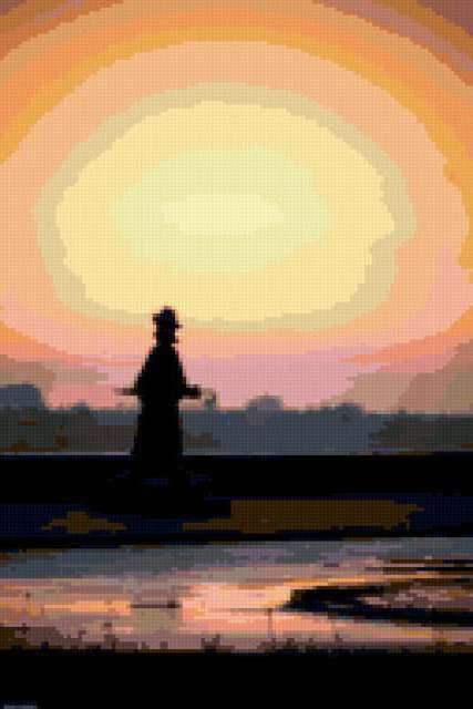 Чехов на закате, предпросмотр
