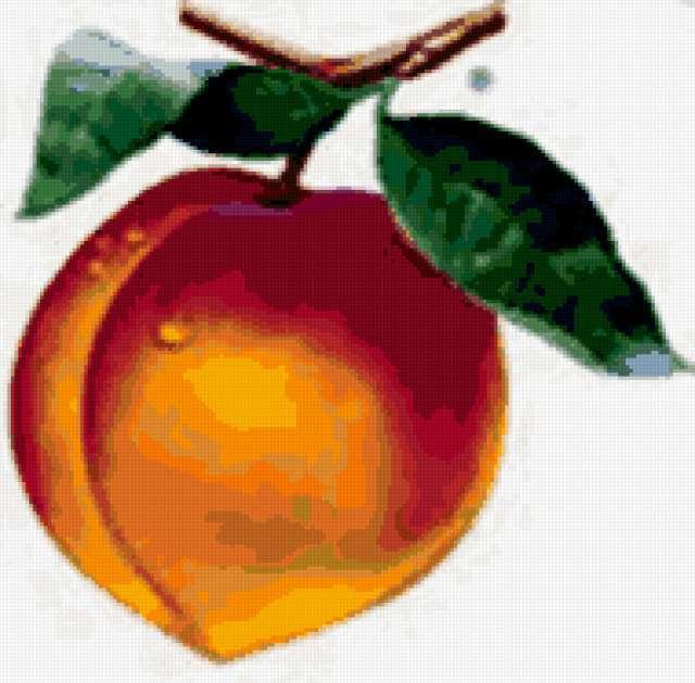 Персик, предпросмотр