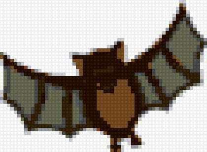 Летучая мышь, предпросмотр