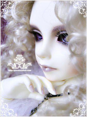 Фарфоровая кукла, фарфоровая