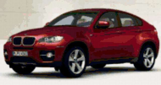 BMW X6, bmw x6