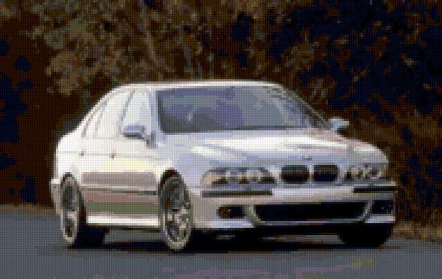 BMW E39, предпросмотр