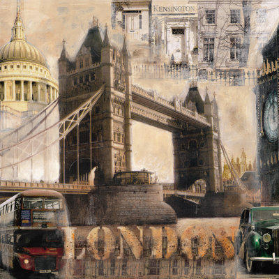 European Landmarks - London 1,