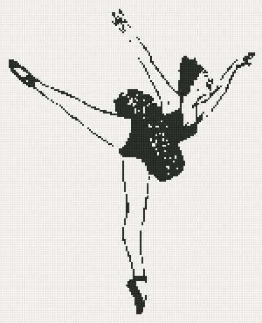Балеринка, предпросмотр