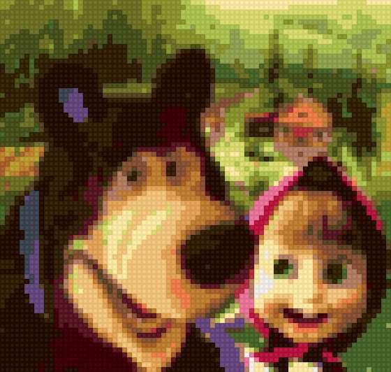 Миша и Маша, предпросмотр