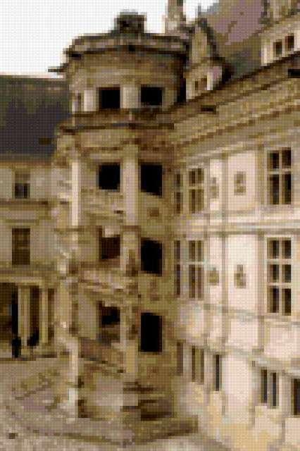 Здание, катя