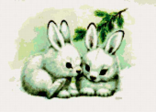 Зайчата, предпросмотр