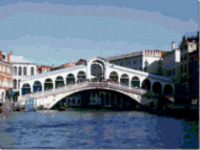 "Мост ""Риальто"" Венеция"