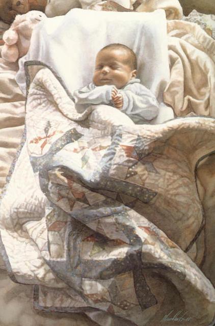 Лоскутное одеяло , оригинал