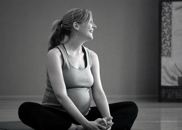 Мама, йога, мама, беременные