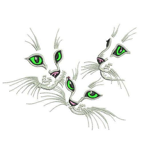 Котята, кошки, котёнок