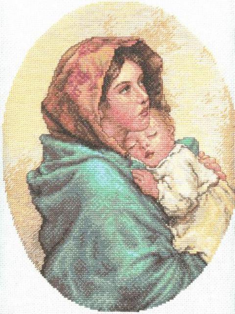 Мать и дитя, материнство,