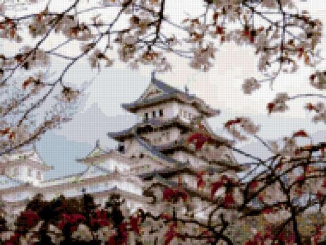 Японские мотивы, япония