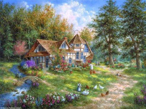 Дом милый сердцу..., оригинал