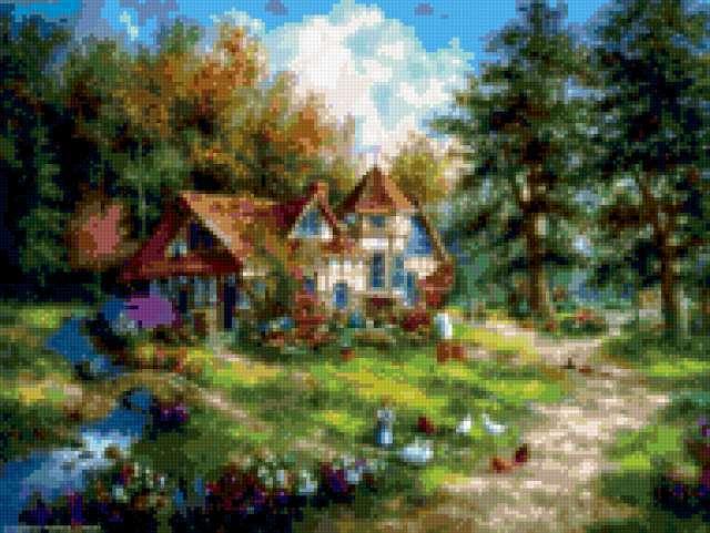 Дом милый сердцу...