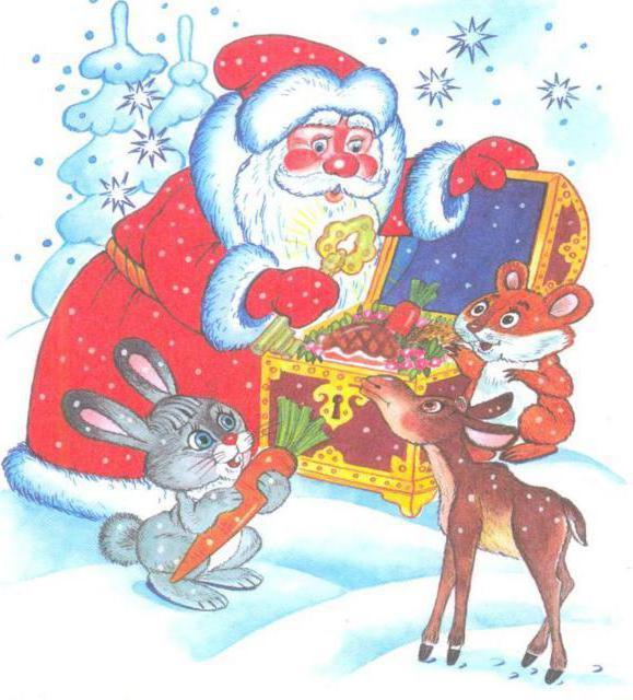 Подарки дед Мороза, дед мороз,