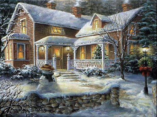 Рождественская ночь, оригинал
