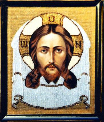 Спас Нерукотворный, икона