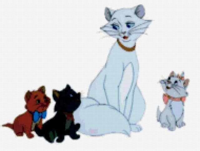 Коты-аристократы, предпросмотр