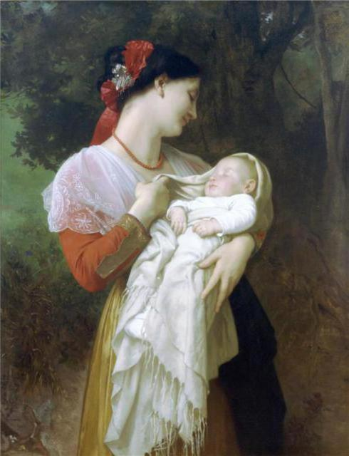 Мамина радость, оригинал