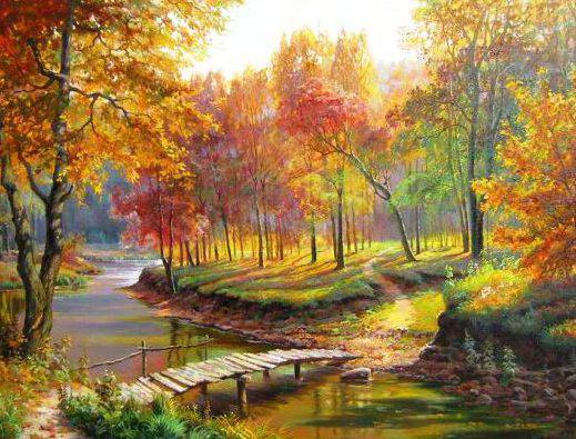 Осенние пейзажи фото скачать