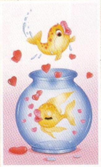 Рыбки, рыбки, рыбка, рисунок,