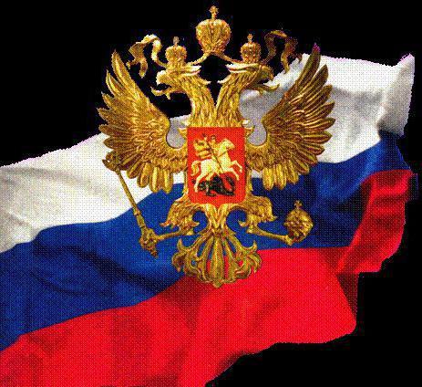 Флаг и герб, оригинал