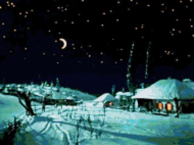 Вечер на хуторе близ Диканька,