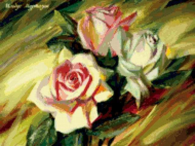 Муртазин Ильдус. Три розы,