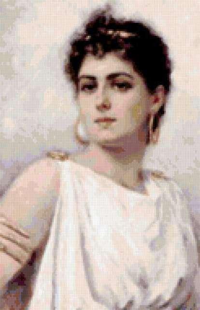 Античная красавица