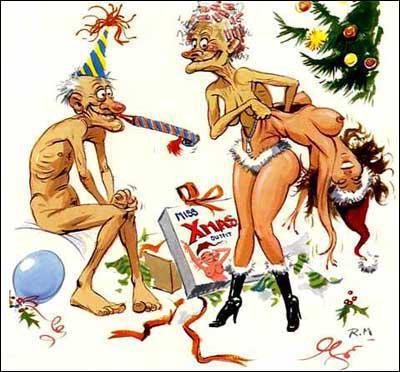 С новым годом, новый год, юмор